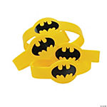 Rubber Batman Heroes Wristbands