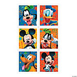 Mickey Playtime Sticker Sheets