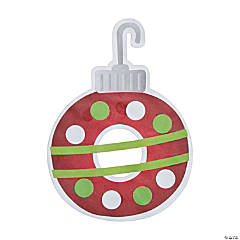 O Is For Ornament Christmas Craft Kit