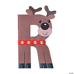 R Is For Reindeer Christmas Craft Kit