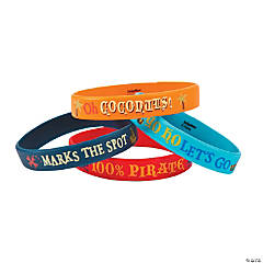 Rubber Jake & The Never Land Pirates Bracelets