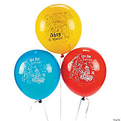 Jake & The Never Land Pirates Latex Balloons