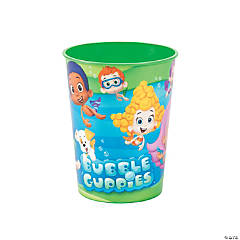 Plastic Bubble Guppies Party Cup