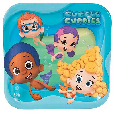 Image result for free bubble guppies birthday printables ...