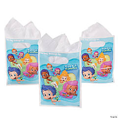 Bubble Guppies Favor Bags