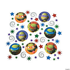 Foil Teenage Mutant Ninja Turtles Confetti