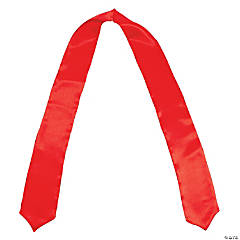 Adult's Red Stole