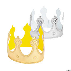 Plush Adjustable Crowns