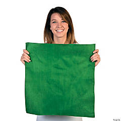 Green Team Spirit Rally Towel