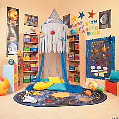 Space Reading Corner Idea