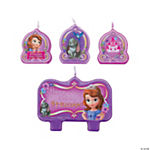 Disney's Sofia the First Candle Set