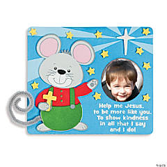 The Mouse & the Miracle Picture Frame Magnet Craft Kit