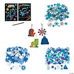 Winter Crafts Assortment