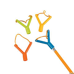 Sling Shot Pencil Toppers
