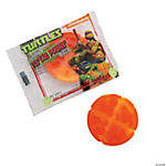 Teenage Mutant Ninja Turtles Gummy Turtle Power Candy Pizzas