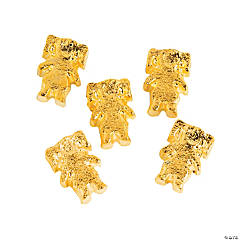 Goldtone Girl Floating Charms - 5mm