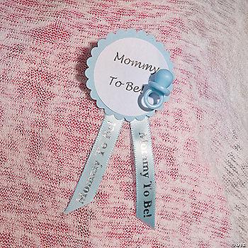 Baby Shower Pin Idea