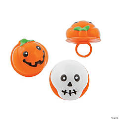 Halloween Sucker Rings