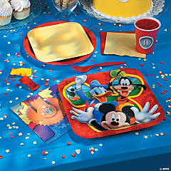 Mickey's Playtime Party Supplies