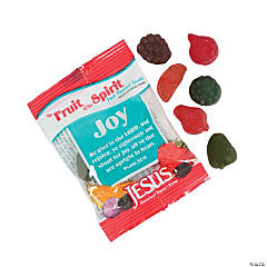 Fruit of the Spirit Fun Packs