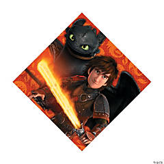 How to Train Your Dragon 2 Luncheon Napkins