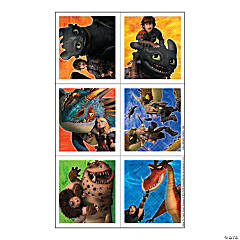 How to Train Your Dragon 2 Stickers