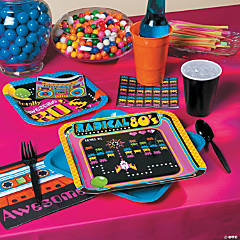 80's Party Supplies