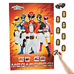 Power Rangers™ Megaforce Party Game