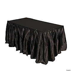 Black Table Cover Collection