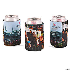 Kentucky Derby Collapsible Can Holder