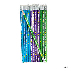 Catholic School Pencils