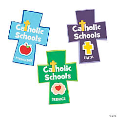 Catholic Core Values Magnet Craft Kit