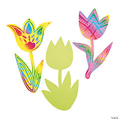 Jumbo Tulip Magic Scratch Assortment