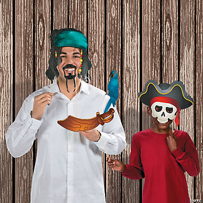 Pirate Photo Booth Backdrop Pirate Photo Booth