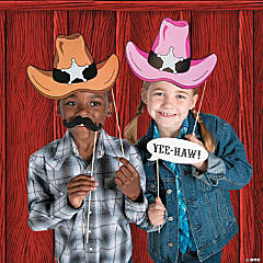 Western Photo Booth