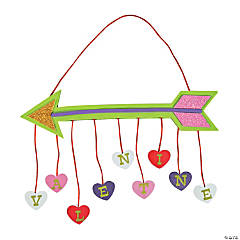 Valentine Arrow Mobile Craft Kit