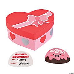 Valentine Candy Box Craft Kit