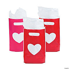 Valentine Cookie Treat Bags