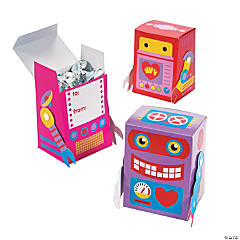 Love Robots Favor Boxes