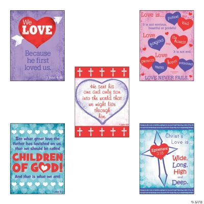 Inspirational Valentine Posters