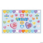 God's Sweetheart Mini Bulletin Board Set