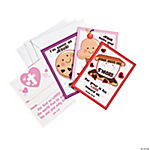 Sweet on Jesus Valentine Cards