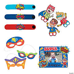Superhero Craft Kits Assortment