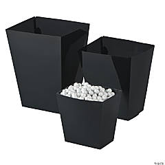 Black Candy Buffet Buckets