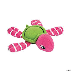 Plush Valentine Sea Turtles