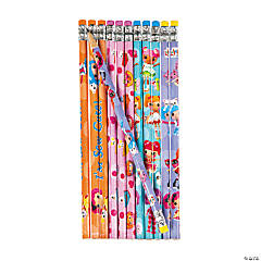 Lalaloopsy Pencils