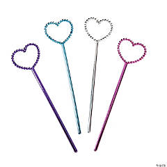 Mini Heart Wands
