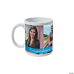 Triple Image Custom Photo Mug
