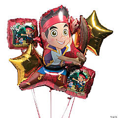 Jake & the Never Land Pirates™ Balloon Bouquet