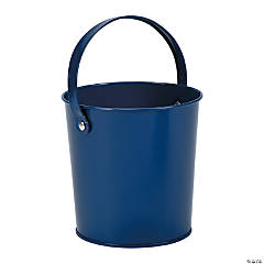 Solid Color Pails - Blue